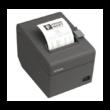 Epson Blokknyomtató - TM-T20II (007) (200 mm/s, 203 DPI, 80mm, USB/LAN, vágóegység, fekete)