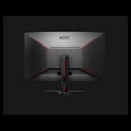 "AOC Gaming 144Hz ívelt monitor 31,5"" - C32G1 1920x1080, 16:9, 250cd/m2, 1ms, HDMI, VGA, DisplayPort"