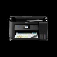 EPSON Tintasugaras nyomtató - EcoTank L4160 (A4, MFP, színes, 5760x1440 DPI, 33 lap/perc, duplex, USB/Wifi/Wifi Direct)