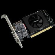 GIGABYTE Videokártya PCI-Ex16x nVIDIA GT 710 2GB DDR5