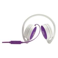 HP Fejhallgató H2800 headset Lila