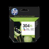 HP Patron No304 XL tricolor színes, 300/oldal