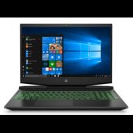 "HP Pavilion Gaming 15-dk0006nh, 15.6"" FHD AG IPS, Core i7-9750H, 8GB, 256GB SSD, 1TB, GTX 1650 4GB, Win 10, Shadow Black"