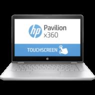 """HP Pavilion x360 14-dh0037nh, 14"""" FHD AG IPS, Core i5-8265U, 8GB, 512GB SSD, Nvidia GF MX130 2GB, Win 10, ezüst"""