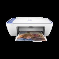 HP Tintasugaras MFP NY/M/S Deskjet 2630 , USB/WiFi, A4 7.5lap/perc, 4800x1200, Síkágyas, kék
