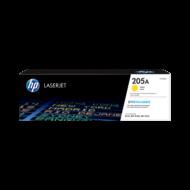 HP Toner 205A, LJ CF532A , 900/oldal, sárga