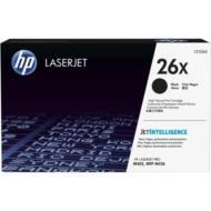 HP Toner (26X) CF226X fekete 9000/oldal M402/M426