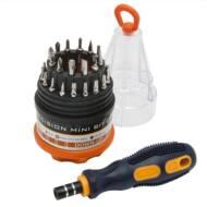 Handy tools precíziós csavarhúzó kit 31 db