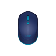 LOGITECH Egér - M535 Wireless Bluetooth Optikai Mobil kivitel Kék