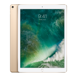 APPLE Apple 12.9-inch iPad Pro Cellular 64GB - Gold (2017)