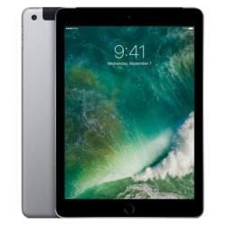 "Apple 9.7"" iPad Cellular 32GB - Space Grey (2017)"