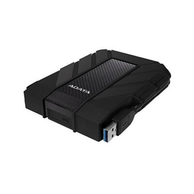 "ADATA 2.5"" HDD USB 3.1 4TB HD710P ütésálló, Fekete"