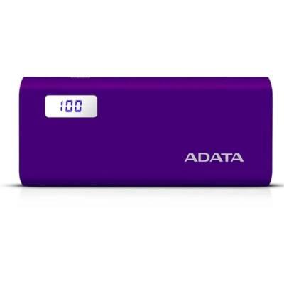 ADATA Power Bank 12500mAh AP12500 Lila