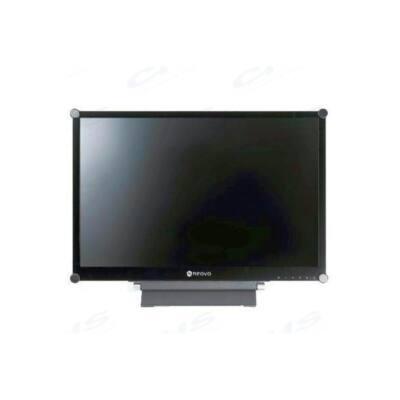 "AG Neovo X-22 LCD Monitor 21,5"" 1920x1080, D-Sub/DVI/HDMI, falra szerelhető, fehér"