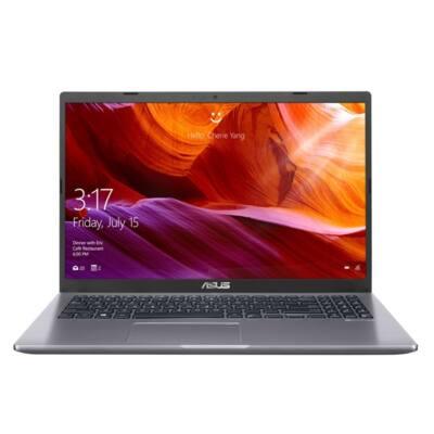"ASUS NB X509DJ-BQ118 15,6"" FHD, Ryzen 7 3700U (4GHz), 8GB, 512GB M.2, NV MX 230 2GB, NOOS, Szürke"