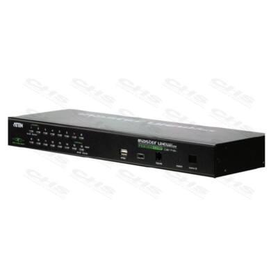 ATEN KVM Switch 8PC PS/2-USB IP
