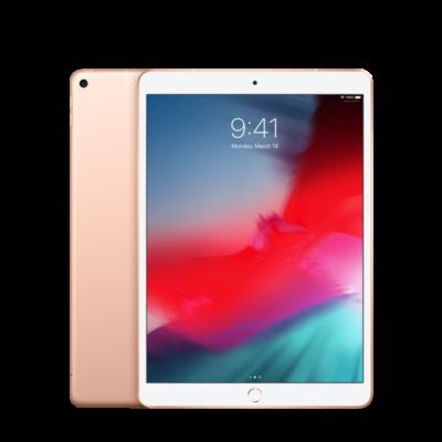 Apple 10.5-inch iPadAir 3 Wi-Fi + Cellular 64GB - Gold (2019)