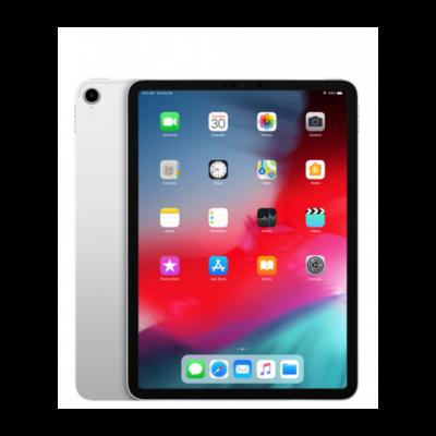 "Apple 11"" iPad Pro Cellular 512GB - Silver (2018)"