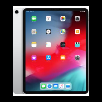 Apple 12.9-inch iPad Pro Cellular 256GB - Silver (2018)