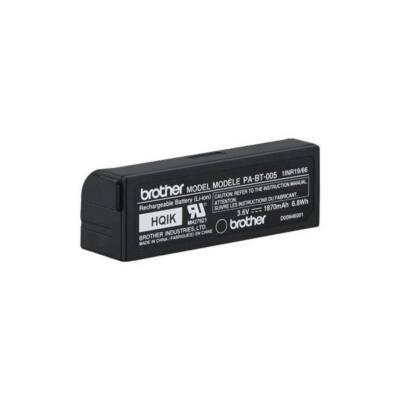 BROTHER Akkumulátor PABT005, Li-ion újratölthető, belső (PTP710BT)