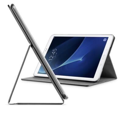 Cellularline Tok, FOLIO, tablet, kitámasztható, Samsung Galaxy TAB A 10.1 (2016) fekete