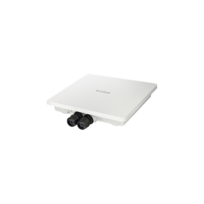 D-Link Access Point - DAP-3662 - Wireless AC1200 Dual-Band Gigabit LAN MIMO 8 SSID POE, Kültéri, Vízálló