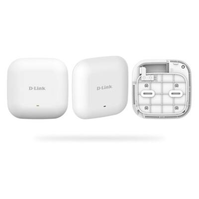 D-Link Access Point - DAP-2230 - Wireless N 300Mbps 2,4Ghz Single-Band 10/100 LAN 8 SSID