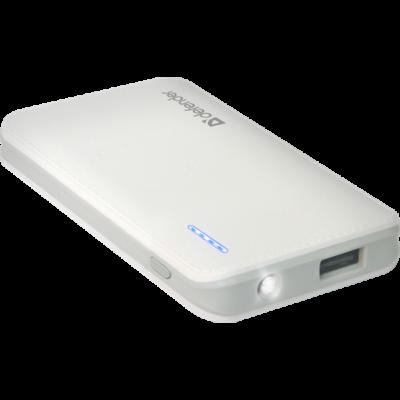 DEFENDER Power bank Tesla Li-pol, 1 USB, 5000mAh, 5V, 2A