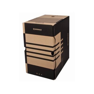 DONAU Archiváló doboz, A4, 200 mm, karton, , natúr