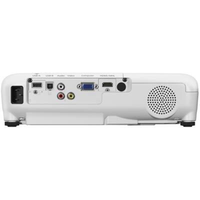 EPSON Projektor - EB-W41 (3LCD, 1280x800, 16:10 (WXGA), 3600 AL, 15 000:1, HDMI/VGA/USB/Cinch)