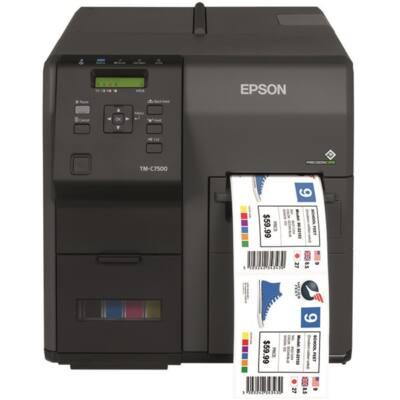 Epson színes címkenyomtató - ColorWorks C7500G