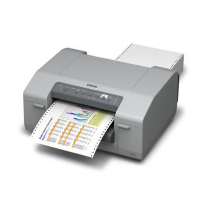 Epson színes címkenyomtató - ColorWorks C831