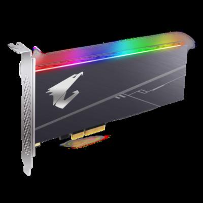 GIGABYTE SSD PCI-Ex4x 512GB Aorus RGB