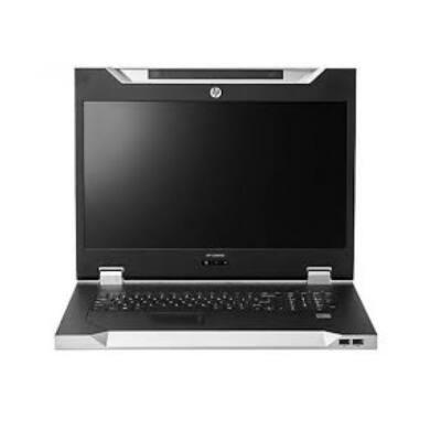 HP LCD 8500 1U Console INTL Kit