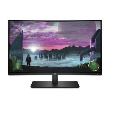 "HP LED Monitor 27"" 27w AG IPS 1920×1080,16:9, 1000:1, 250cd, 5ms, AMD FreeSync, VGA, HDMI, fekete"