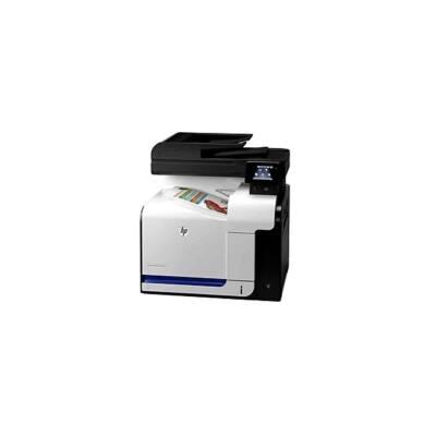 HP Lézer LJ Pro 500 color MFP M570dn, színes,256MB, USB/Háló, A4 30lap/perc FF, 600x600, Duplex, DADF