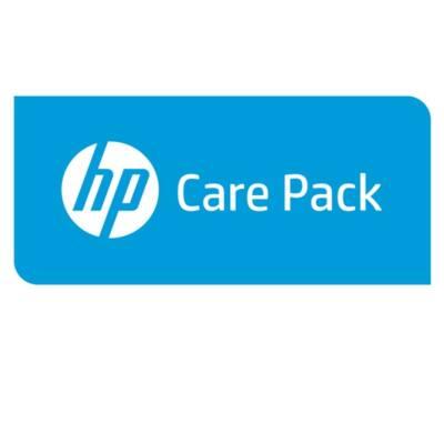 HPE (NF) 3y Nbd Exchange 5130 48G 4 SFP EI Swich FC Service