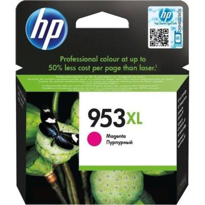 HP Patron F6U17AE (HP No953XL) Officejet Pro, magenta, 1600/oldal