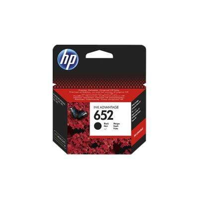 HP Patron No 652 fekete tintapatron Ink Advantage