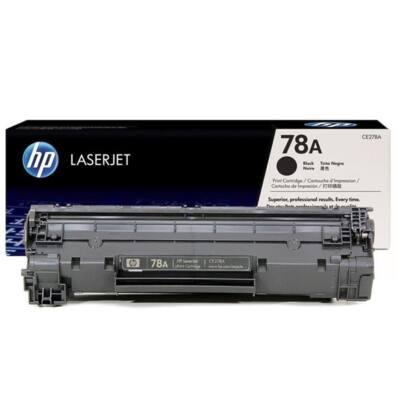 HP Toner No 78A fekete 2100/oldal