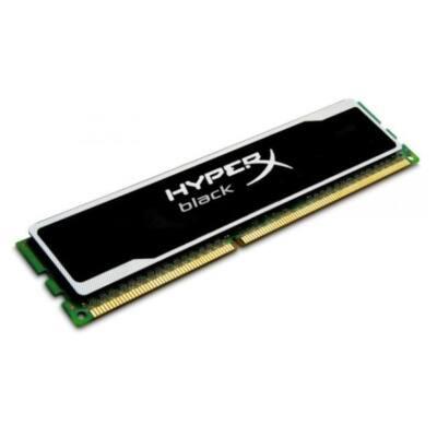 KINGSTON Memória HYPERX DDR3 4GB 1866MHz CL10 DIMM Fury Black