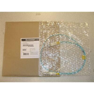 LENOVO szerver ACC - kábel, külső Fiber Channel (LC-LC) 1M, OM3 (szerver és switch vagy tároló közé)