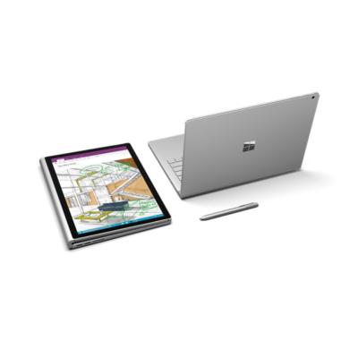 """Microsoft Surface Book 2 - 13.5"""" - Core i7-8650U (8th Gen, GF GTX 1050 GPU w/2GB GDDR5) 8 GB RAM - 256 GB SSD Win 10 Pro"""