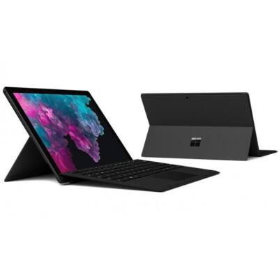 "Microsoft Surface Pro 6 - 12.3"" (2736 x 1824) - Core i5 (8250U, HD 620) - 8GB RAM - 256GB SSD - Windows 10 Home, Blck"