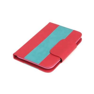 """PLATINET tablet tok, Seoul, 7""""-7,85"""", kétoldalas, piros"""