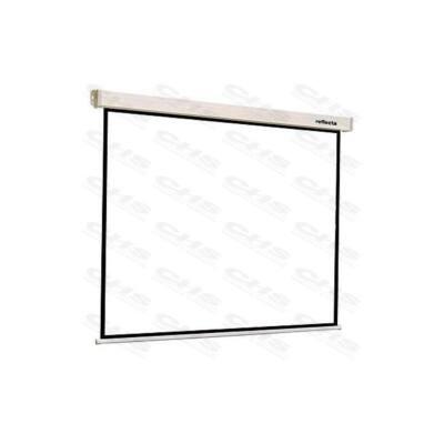 REFLECTA Fali Vászon Rollo Crystal-Line 160×129cm 4:3