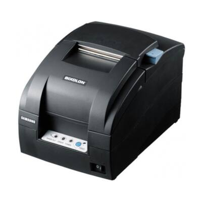 SAMSUNG Blokknyomtató SRP-330/II COSK USB, papírvágó egységgel