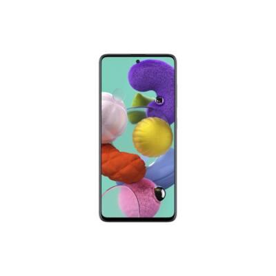Samsung Galaxy A51 okostelefon LTE 128GB Dual SIM Fehér Fénytörés