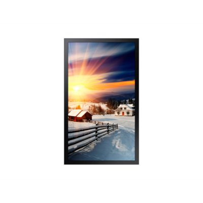 "Samsung LFD LED S-VA monitor 85"" OH85F 1920x1080, 2500cd, 10000:1, 6ms,Tizen"