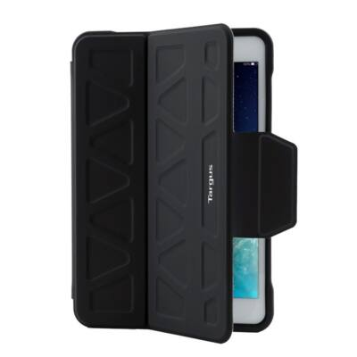 TARGUS Tablet tok, 3D Protection iPad mini 4,3,2 &1 Tablet Case - BLACK